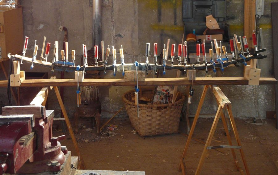 deflex reflex bambou wenge fabrication des arcs lamell coll webarcherie le forum du tir. Black Bedroom Furniture Sets. Home Design Ideas